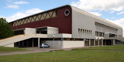 Sede del Centro Regionale Antidoping